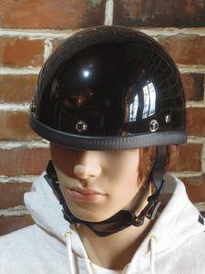 NOVELTY HELMET  SMOKEY  BLACKブラック