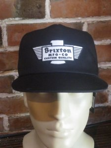 <img class='new_mark_img1' src='https://img.shop-pro.jp/img/new/icons1.gif' style='border:none;display:inline;margin:0px;padding:0px;width:auto;' />BRIXTON CYLINDER SNAP BACK