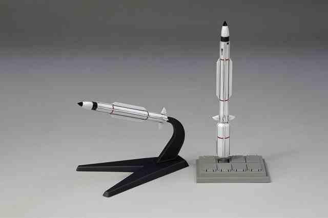 1/72 弾道弾迎撃ミサイル SM-3/ファインモールドFP28/