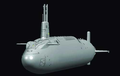 オハイオ級原子力潜水艦の画像 p1_4