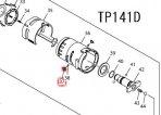 ピンガイド TP131D,TP141D用