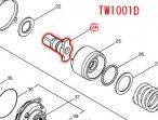 TW1001D用 アンビルJ
