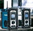 充電式ラジオ MR107