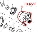 TD0220用 ハンマケースカバー