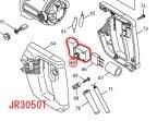 スイッチ JR3050T,HP1620FK,M815K用
