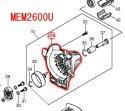 クラッチケース MEM2600L/U/W用