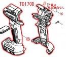 TD170D用ハウジングセット品