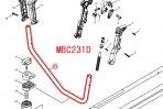 MBC231D用 ハンドル19