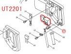スイッチ UT1301,UT1303,UT2201等対応