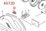 4072D用 LEDサーキット