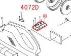 4072D用 抵抗回路