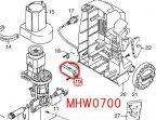 MHW0700用スイッチコンデンサ付