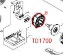 TD170D,TD171D,TD172D用ステータ
