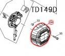 リヤカバー TD138D,TD149D用