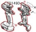 TD149D用 ハウジングセット品