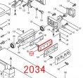 カンナ刃155(2入) 2031等標準付属品 A-20856