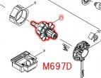M697D用 アーマチュア