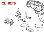 レンズ CL102D,CL110D,CL182FD等対応