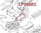 LP1802C用 アジャストプレート