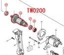 アーマチュア100V TW0200/SP,TW0250/SP対応