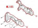 ML185用ハウジングセット品