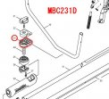 MBC231D用 ハンドルホルダ