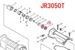 オイルシール14 JR3050T,JR187D等対応
