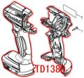 TD138D用 ハウジングセット品