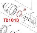 ナイロンワッシャ30  TD161/TD171用