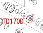 ハンマー TD160D,TD170D用