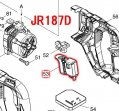 スイッチC3JW-6B-2 JR147D,JR187D,JR360D用
