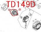 アーマチュア18V TD149D用