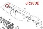 プロテクタ JR187D,JR360D等用