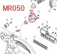 MR050用 ライトノブアッセンブリ