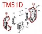 TM51D用バッテリハウジングセット品