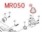 MR050用 プッシュノブ(上)