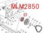 ベアリングボックス MLM2350,MLM2850等用