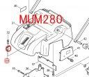 MUM280用 ハンドルストッパ