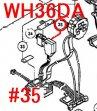 日立 WH14DDL2,WH36DA用 DCコントロールスイッチ