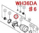 日立(HiKOKI) WH36DA,WH18DDL2等用プロテクタ