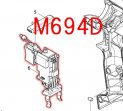 M694D用 スイッチユニット