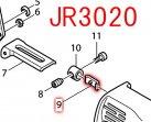 リーフスプリング JR3020用