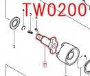 アンビル TW0200,TW0250用