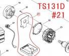 コントローラー TS131D用