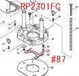 ロックプレート RP1801,RP2301FC対応