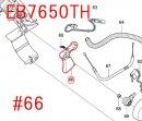 スロットルレバーA EB7650TH,FLH7600等用