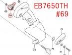 スロットルリンク EB7650TH,FLH7600等用