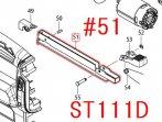 ST111D,ST112D,ST113D用 サブマガジン