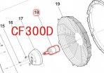 CF300D用 モーター