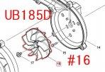 ファン85 UB144D,UB185D,UB100D等用
